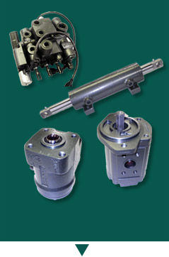 Remanufactured Hydraulic Components
